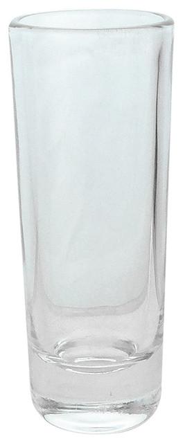 Mini Glass Canello Dessert Shooter 3 Oz 10-Count Box