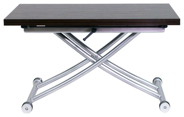 Exceptional Transforming X Coffee And Dining Table Contemporary Folding Tables