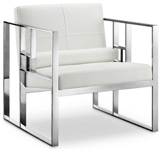 Mona Chair Contemporary Armchairs And Accent Chairs