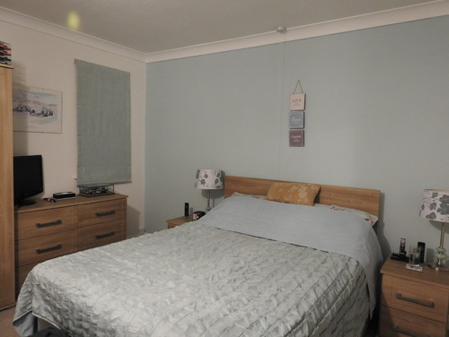 Masculine Bedroom Colour Scheme