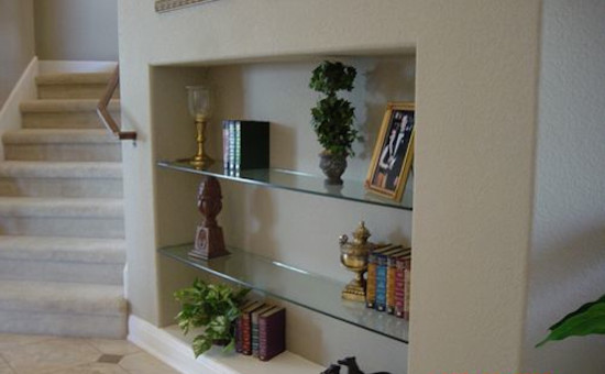Table Tops, Shelves and Cabinet Glass