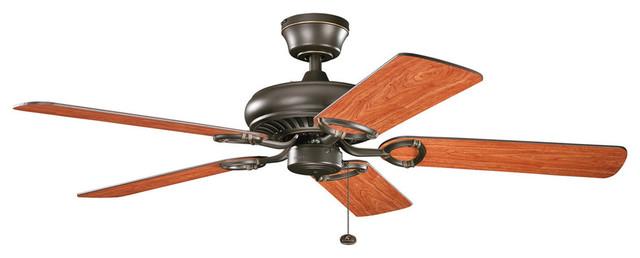 """52"""" Ceiling Fan, Olde Bronze"""