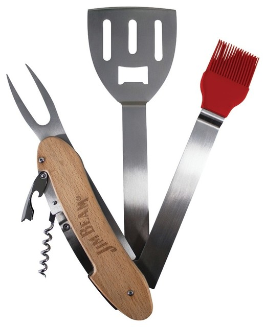 5-In-1 Bbq Grilling Tool.