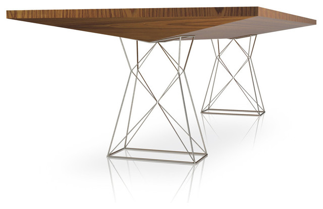 Curzon 87 Quot Dining Table Contemporary Dining Tables