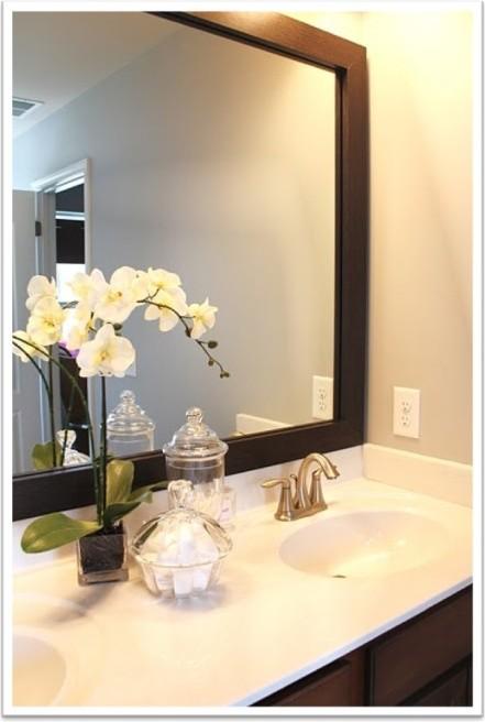 MirrorMate contemporary bathroom