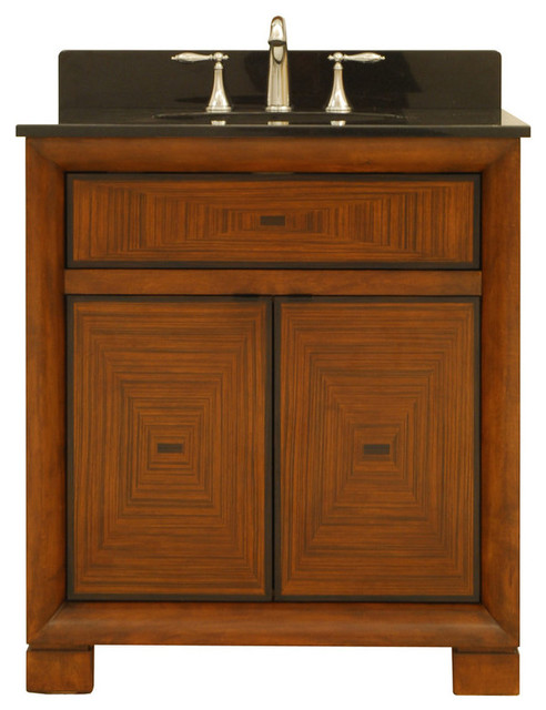 sagehill designs tp3021 tempo wood vanity cabinet only
