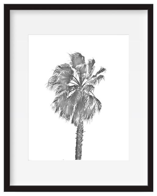 Palm Tree Wall Art palm tree wall art, west coast, summer wall decor - tropical