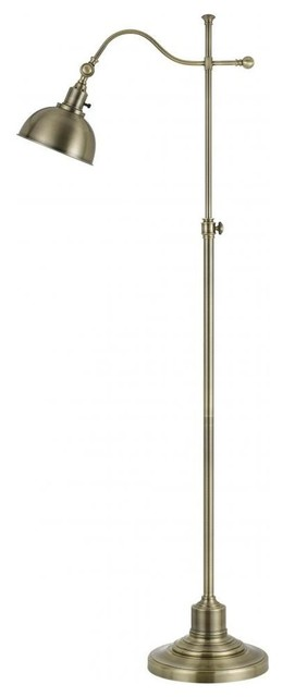 60w Portico Metal Floor Lamp.