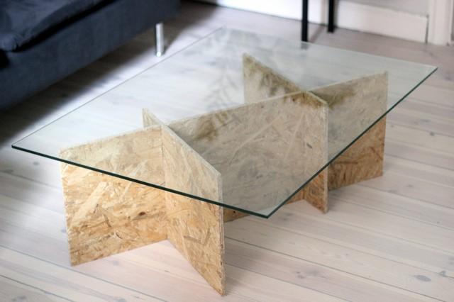 diy une table basse en osb fabriquer soi m me. Black Bedroom Furniture Sets. Home Design Ideas