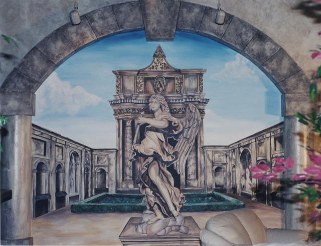 Roman Murals