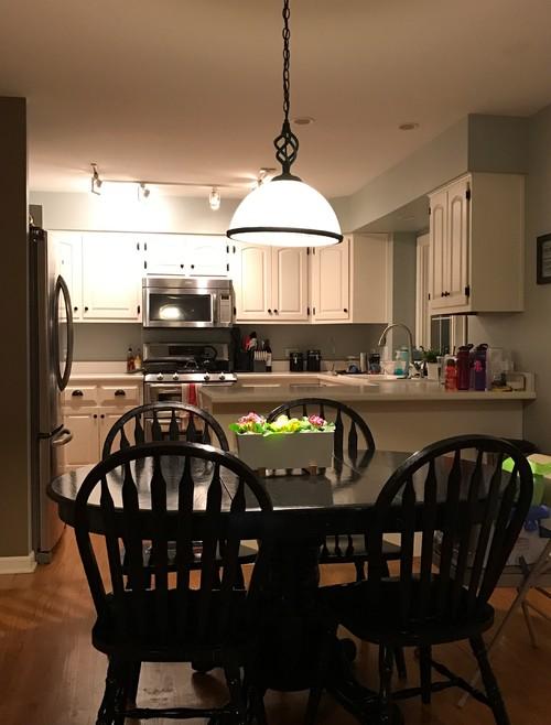 Eat In Kitchen Lighting