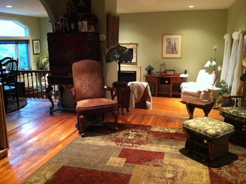 Is It Ok To Have Different Wood Floors In A Home