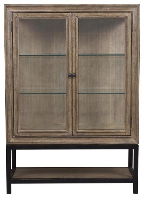 samuel lawrence furniture flatbush display cabinet