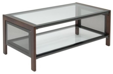 What Are The Dimensions For Sonoma Wood And Glass Coffee Table.