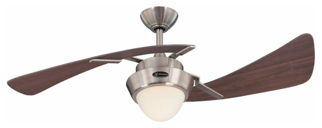 Westinghouse 7214100 Harmony 48 2 Blade Indoor Ceiling Fan.
