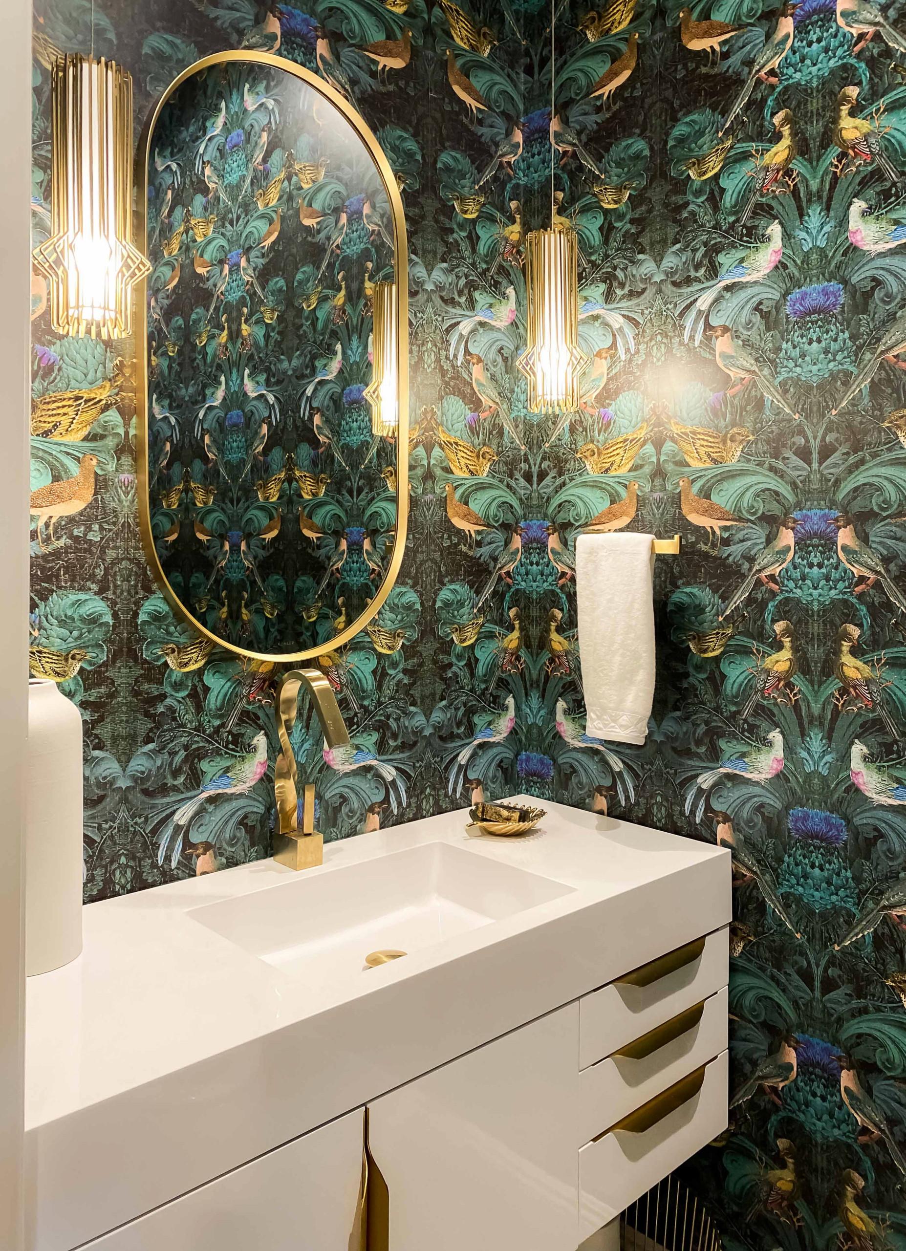 Bathroom/Powder Room Renovations #bathroomrenovations #powderroomrenovations