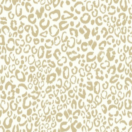 Leopard Peel And Stick Wallpaper.