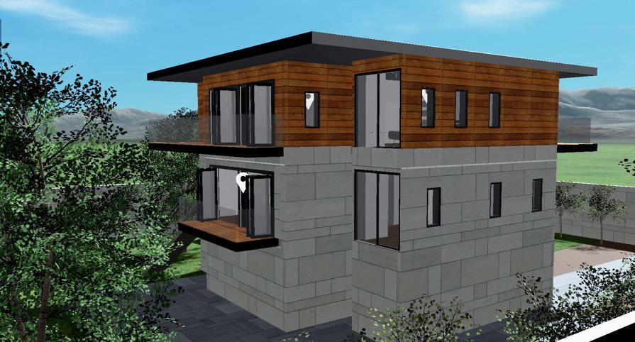 U.S. Luxury Design Home
