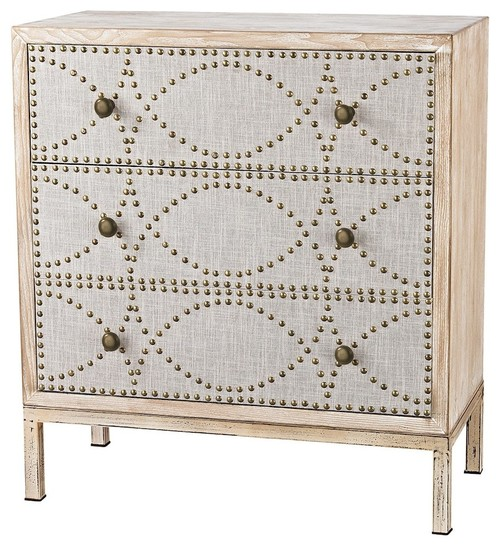 Albiera 3 Drawer Cabinet
