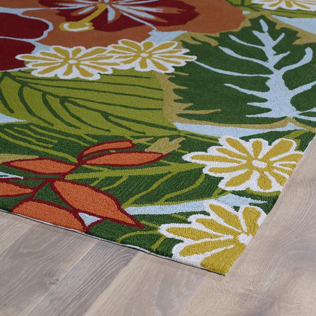 Kaleen Matira Collection Rug, 7'6x9' by Kaleen Rugs