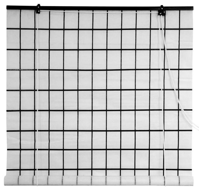 Tatami Shoji Rice Paper Blinds, 36 In. W X 72 In. H.