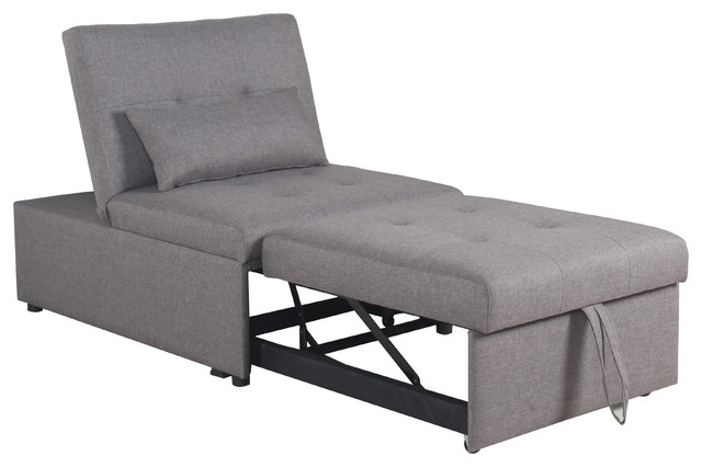 Home Source Convertable Chair.