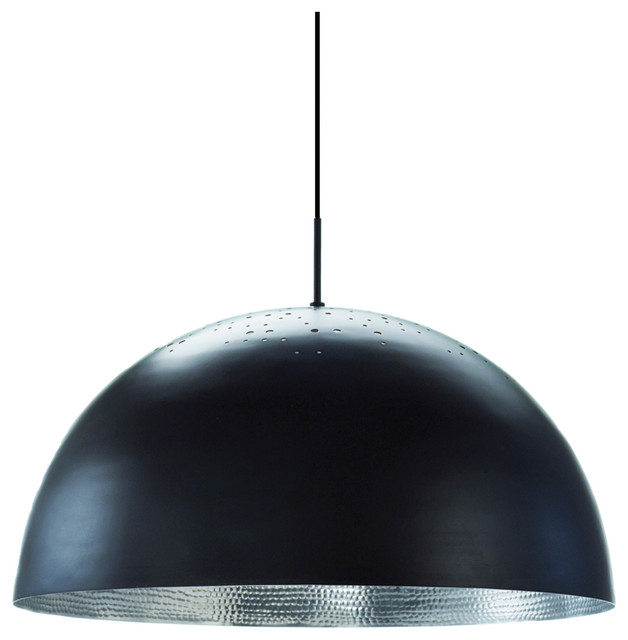 Mater Modern Shade Pendant Light Black