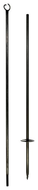 Metal Festoon Pole