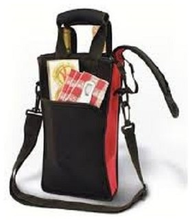 ... Devices Picnic Neoprene Two-Bottle Tote Bag - Drink Sleeves | Houzz
