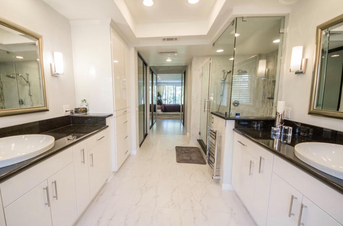 Bathroom remodeling in Westwood