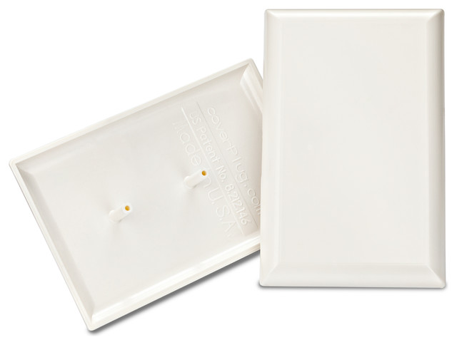 Ordinaire Coverplug Paintable Outlet Cover 2 Pack