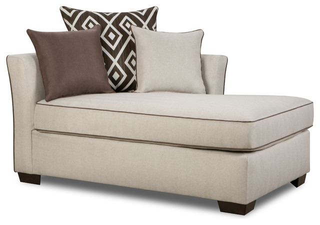 Simmons Upholstery Stewart Chaise.