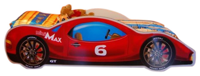 Toddler Car Bed Minimax.