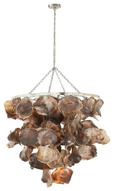 Artistic S Metal Chandelier Beach Style Chandeliers