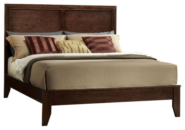 Madison Bed, Espresso, California King.