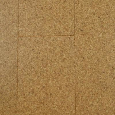 Natural Plank Cork Flooring Contemporary Hardwood By The Home Depot