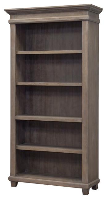 Carson Open Bookcase.