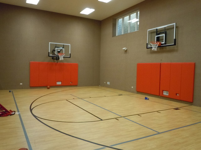 indoor sport courts