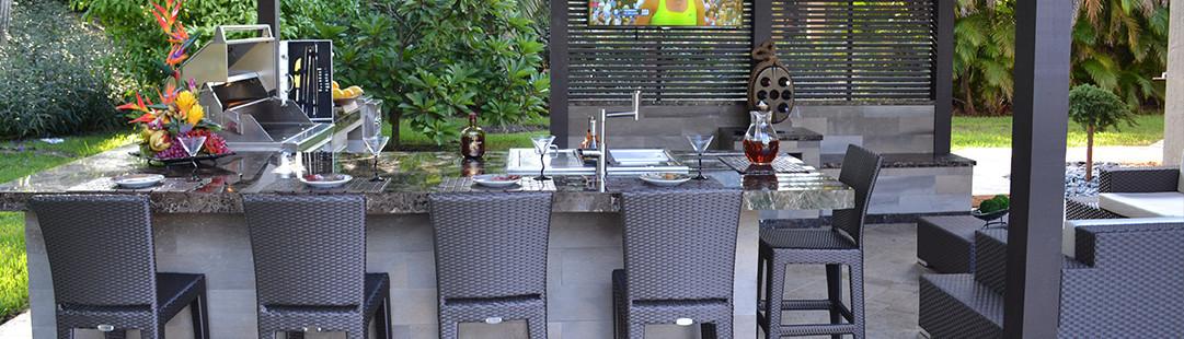 Outdoor Kitchen, Pool U0026 Pavers   Tampa, FL, US 33615