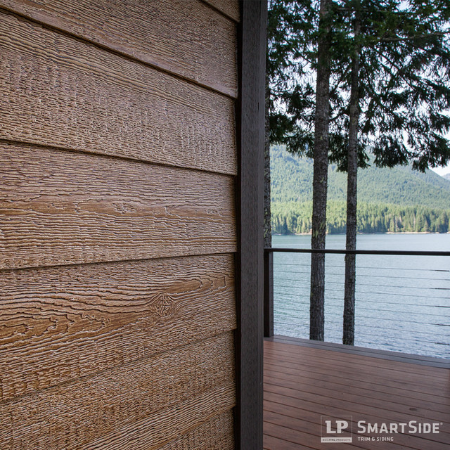 LP SmartSide Lap Siding 1 Rustic Seattle By