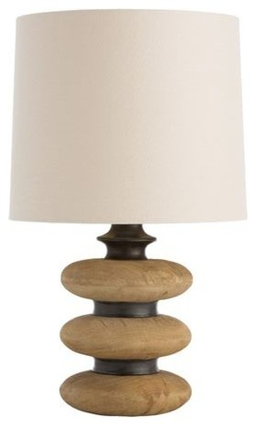 Arteriors teddy lamp transitional table lamps