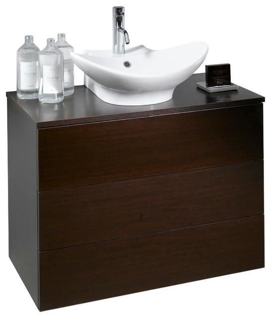 contemporary bathroom vanities and sinks iotti 32 inch vanity cabinet with unique bathroom sink 22975