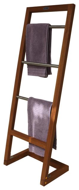 Towel Rack Standslim Shelves Double Bar Bed