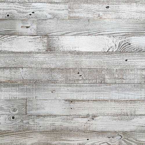 Whitewash Barn Wood Planks Farmhouse