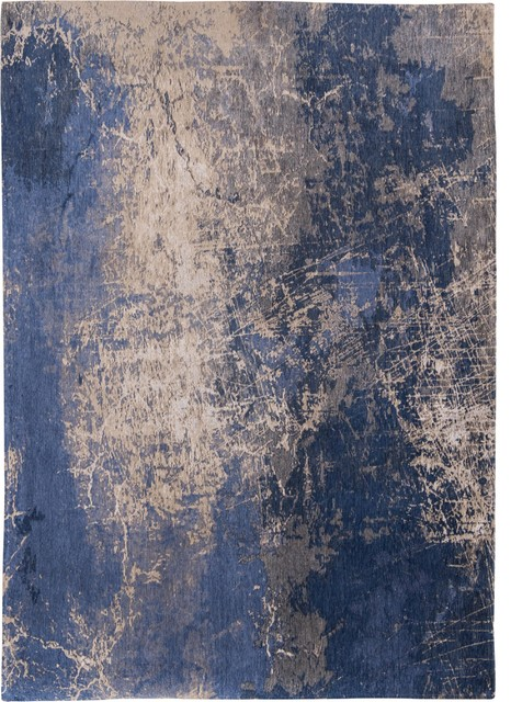 Mad Men Blue Abyss Area Rug, 60x90 cm