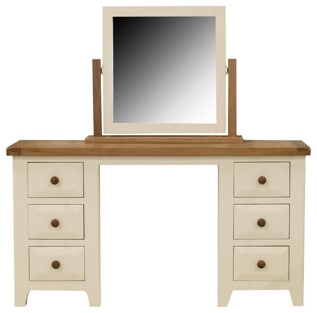 Harris & Vale Wilkinson Furniture Chaumont Mirror - Makeup Mirrors   Houzz