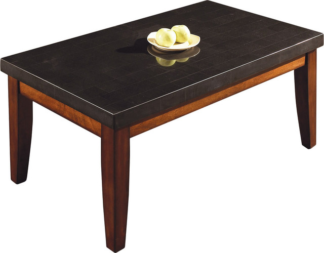 Granite Bello Cocktail Table Mg700c Transitional Coffee Tables By Hedgeapple