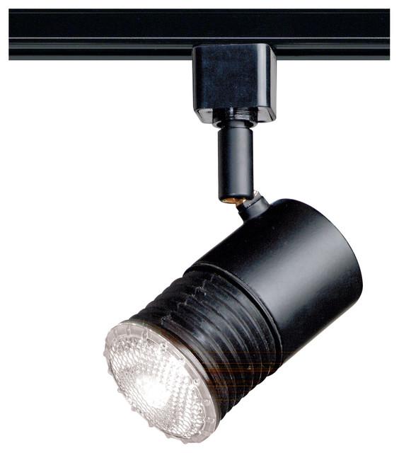 nuvo track lighting industrial nuvo track lighting 1light incandescent light fixture black