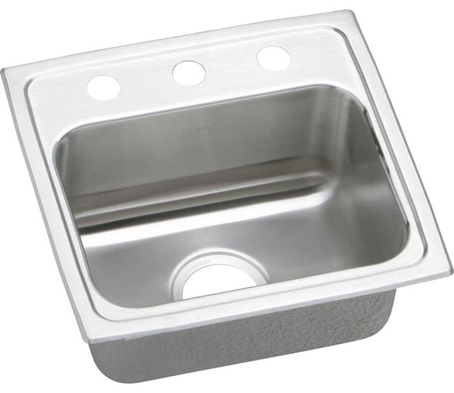 Elkay LRAD1716603 Single Bowl Sink