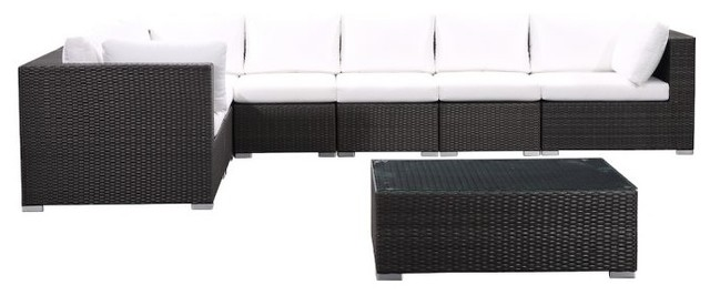 Riva 8 Piece Outdoor Patio Set